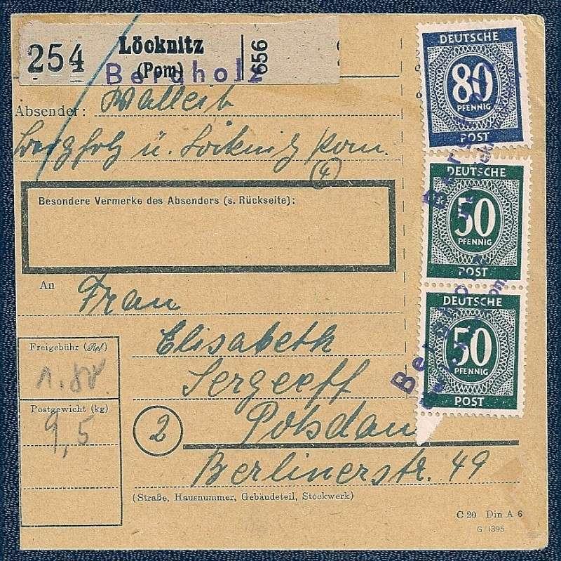 OPD Schwerin 1945 - 1952 - Seite 9 Scann570