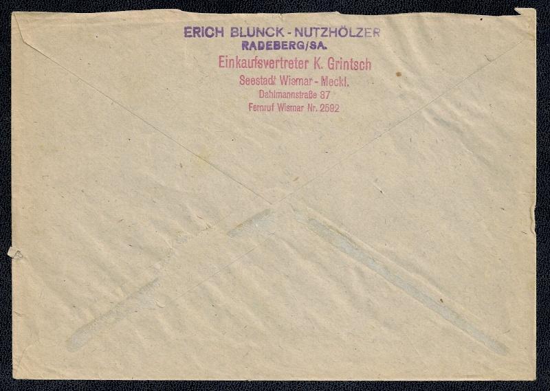 OPD Schwerin 1945 - 1952 - Seite 10 Scann594