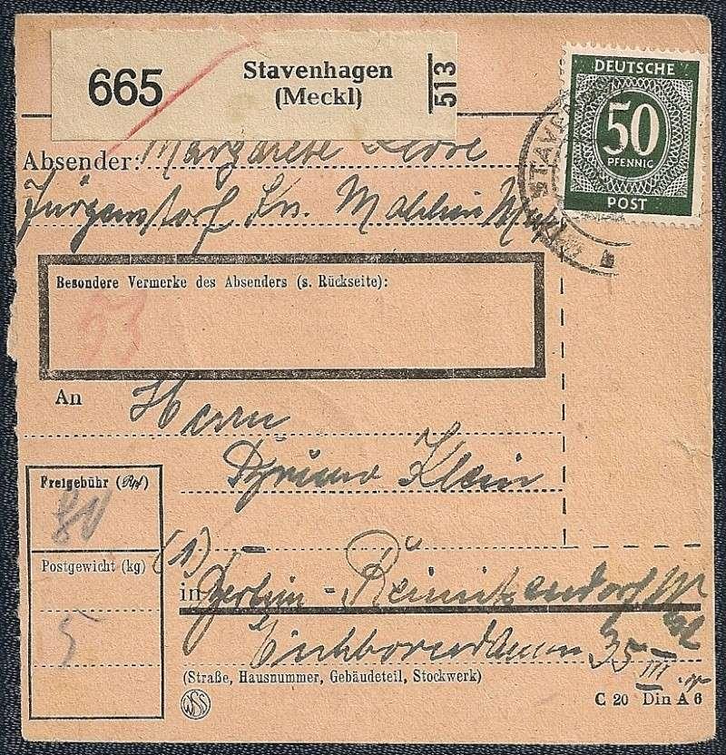 OPD Schwerin 1945 - 1952 - Seite 10 Scann604