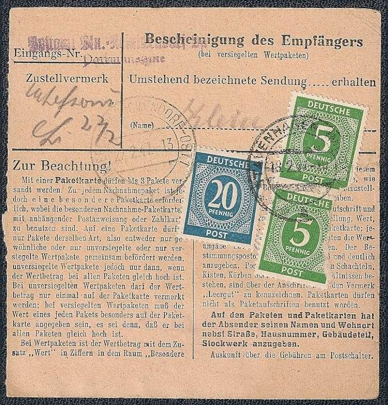 OPD Schwerin 1945 - 1952 - Seite 10 Scann605