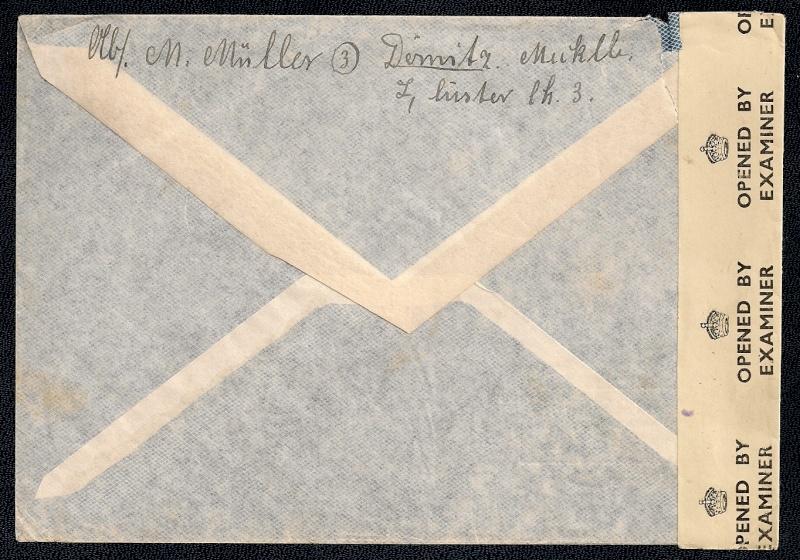 OPD Schwerin 1945 - 1952 - Seite 10 Scann609