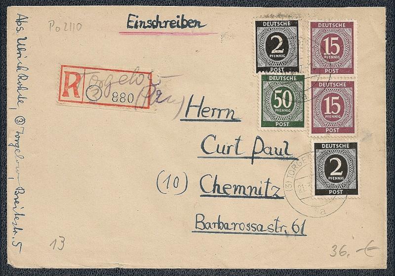 OPD Schwerin 1945 - 1952 - Seite 10 Scann610