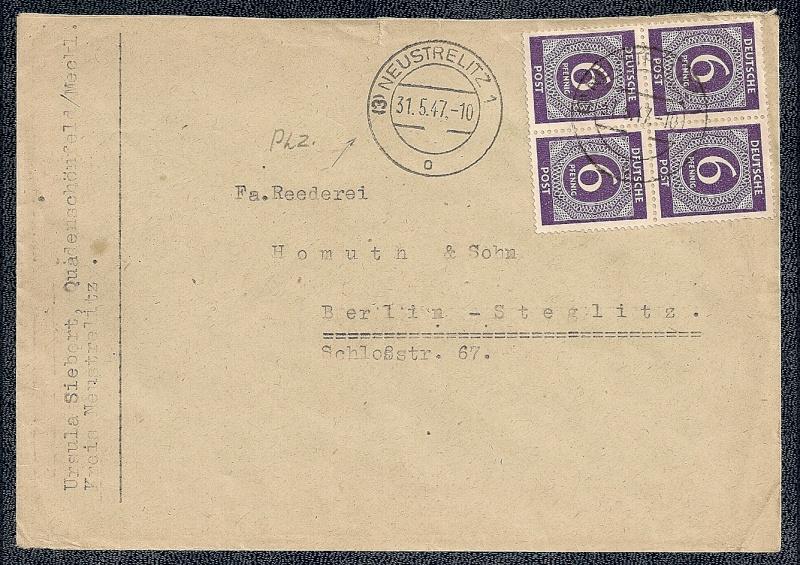 OPD Schwerin 1945 - 1952 - Seite 11 Scann621