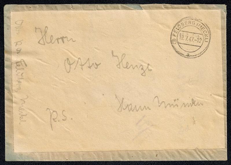 OPD Schwerin 1945 - 1952 - Seite 11 Scann626