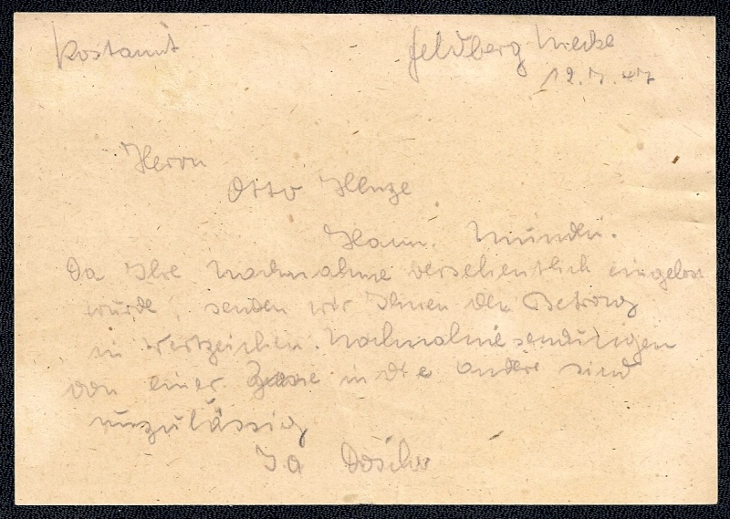 OPD Schwerin 1945 - 1952 - Seite 11 Scann628