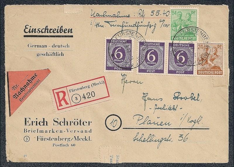 OPD Schwerin 1945 - 1952 - Seite 11 Scann635