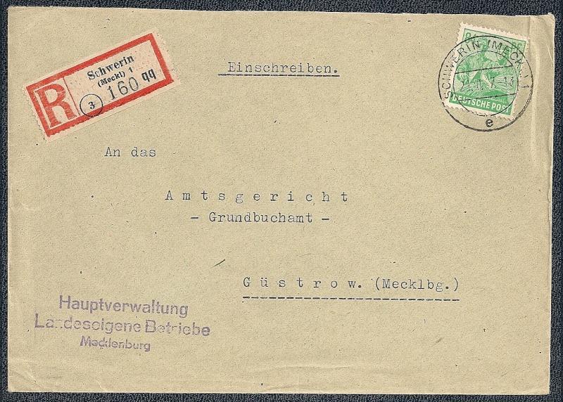 OPD Schwerin 1945 - 1952 - Seite 11 Scann646