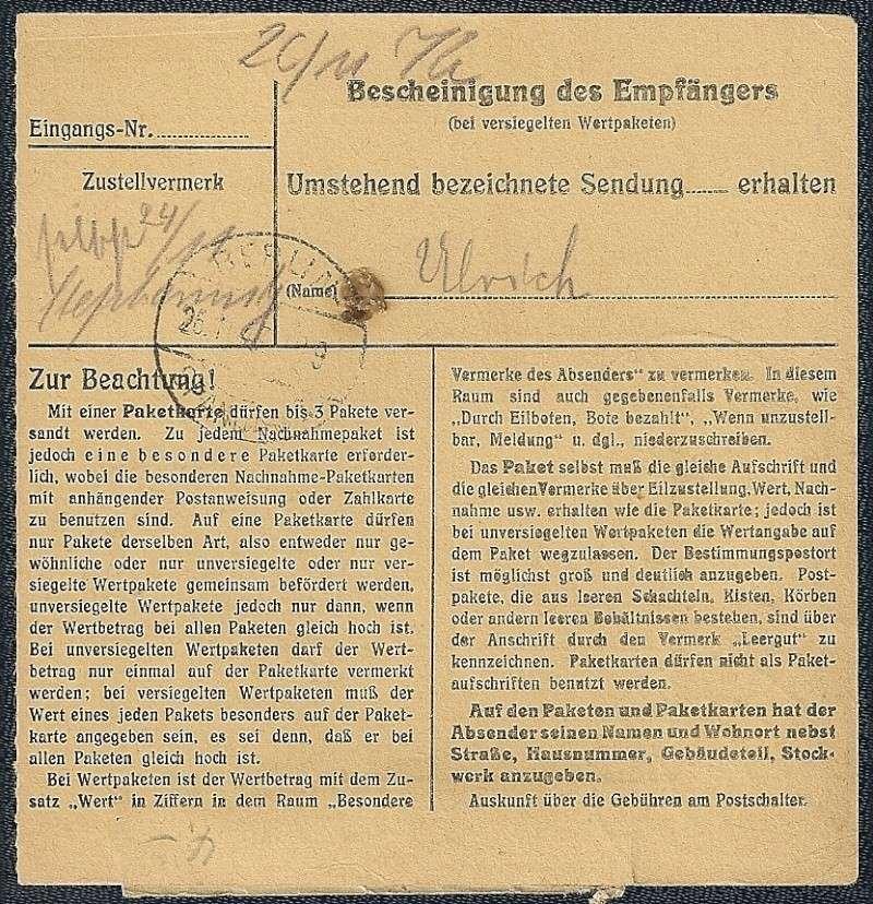 OPD Schwerin 1945 - 1952 - Seite 11 Scann650