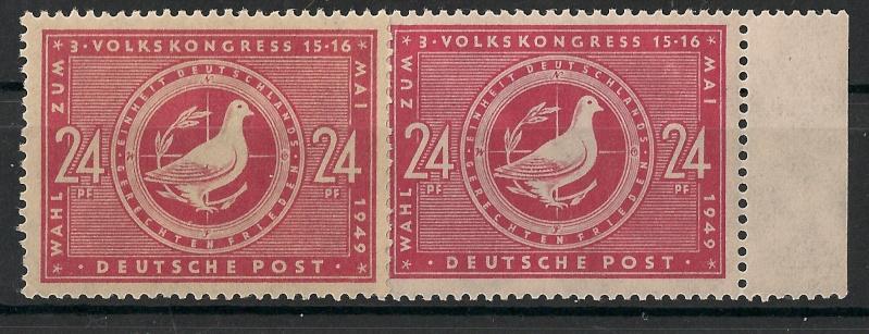 Allgemeine Ausgaben der Sowjetischen Besatzungszone Scann656