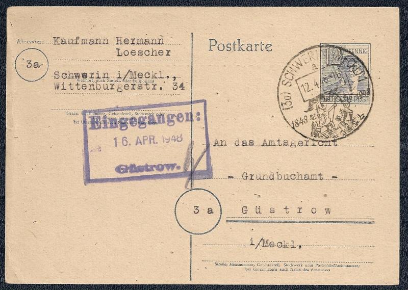 OPD Schwerin 1945 - 1952 - Seite 11 Scann670