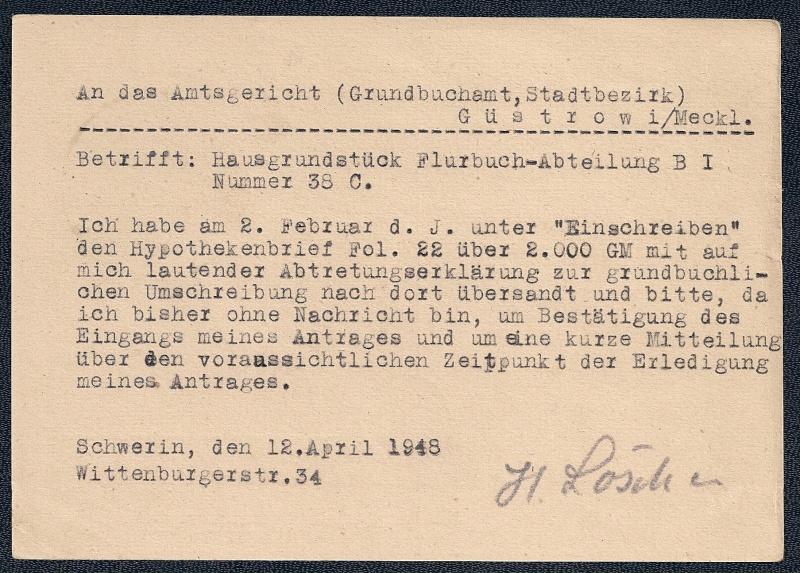 OPD Schwerin 1945 - 1952 - Seite 11 Scann671