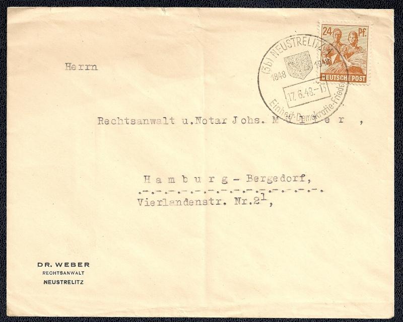 OPD Schwerin 1945 - 1952 - Seite 12 Scann674