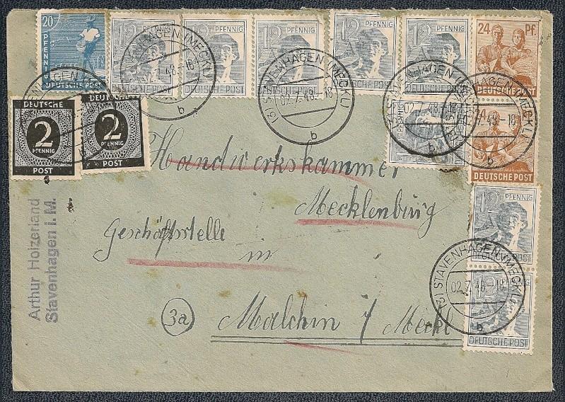 OPD Schwerin 1945 - 1952 - Seite 12 Scann694