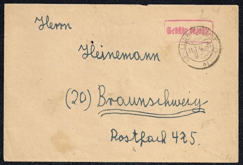 OPD Schwerin 1945 - 1952 - Seite 12 Scann706