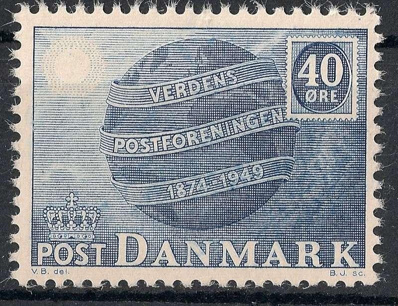 75 Jahre Weltpostverein Scann729
