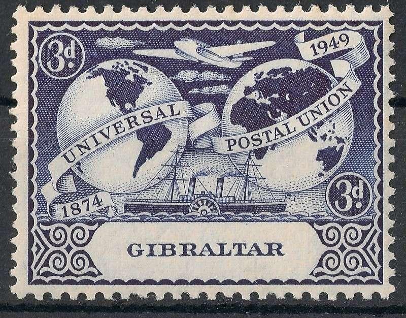 75 Jahre Weltpostverein Scann732