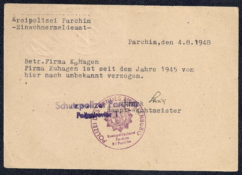 OPD Schwerin 1945 - 1952 - Seite 13 Scann737