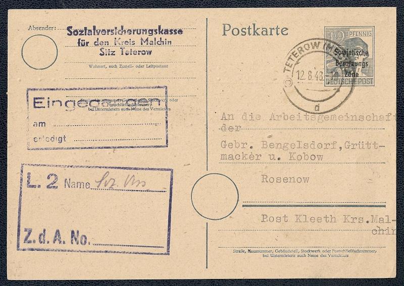 OPD Schwerin 1945 - 1952 - Seite 13 Scann741