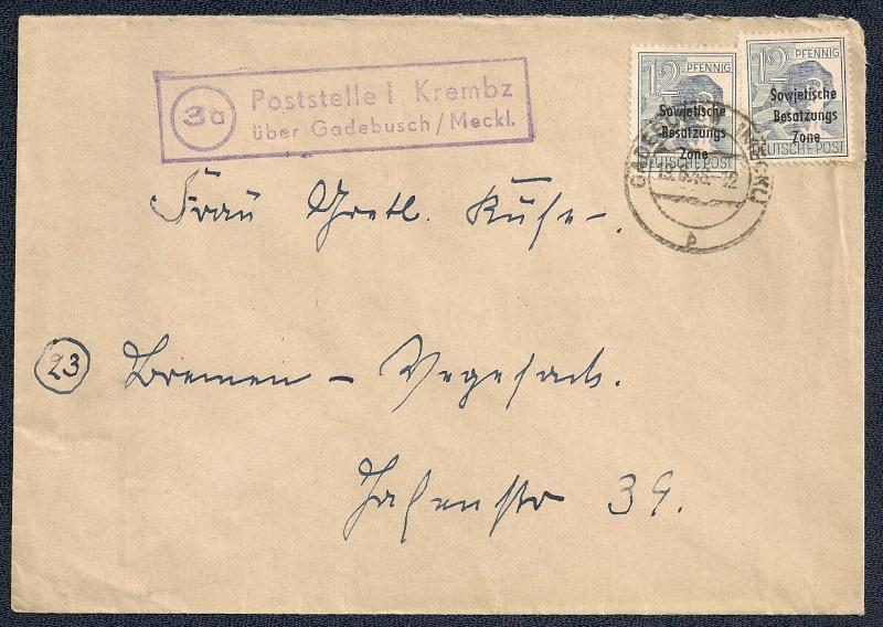 OPD Schwerin 1945 - 1952 - Seite 13 Scann747