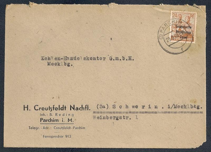 OPD Schwerin 1945 - 1952 - Seite 13 Scann771