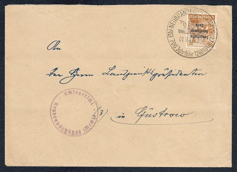 OPD Schwerin 1945 - 1952 - Seite 13 Scann772