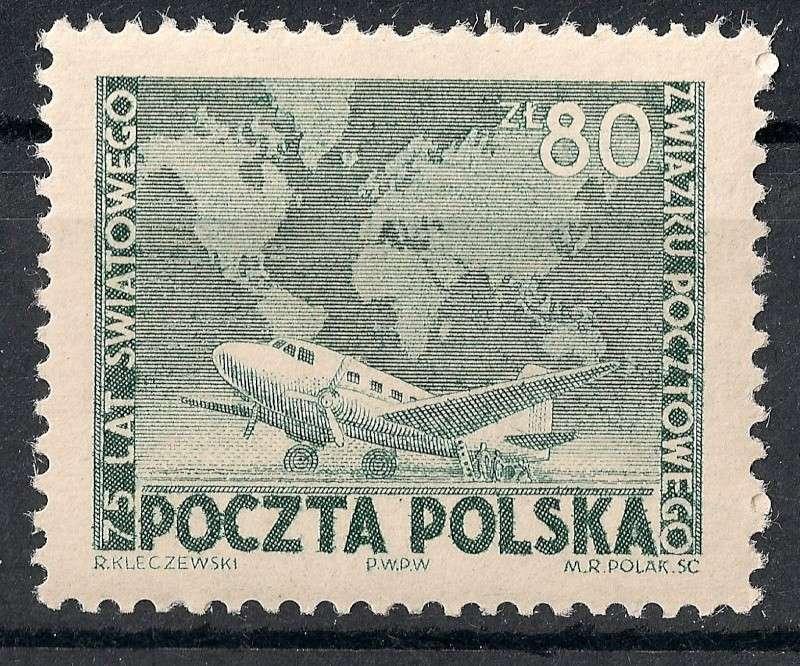 Zone - 75 Jahre Weltpostverein Scann779