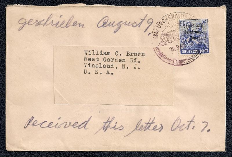 OPD Schwerin 1945 - 1952 - Seite 13 Scann780