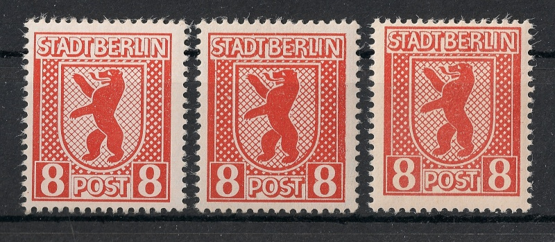 Berlin - Brandenburg (OPD Potsdam) -Sowjetische Besatzungszone- Scann796