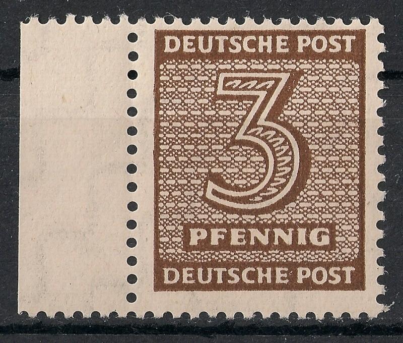 Westsachsen (OPD Leipzig) -Sowjetische Besatzungszone- Scann806