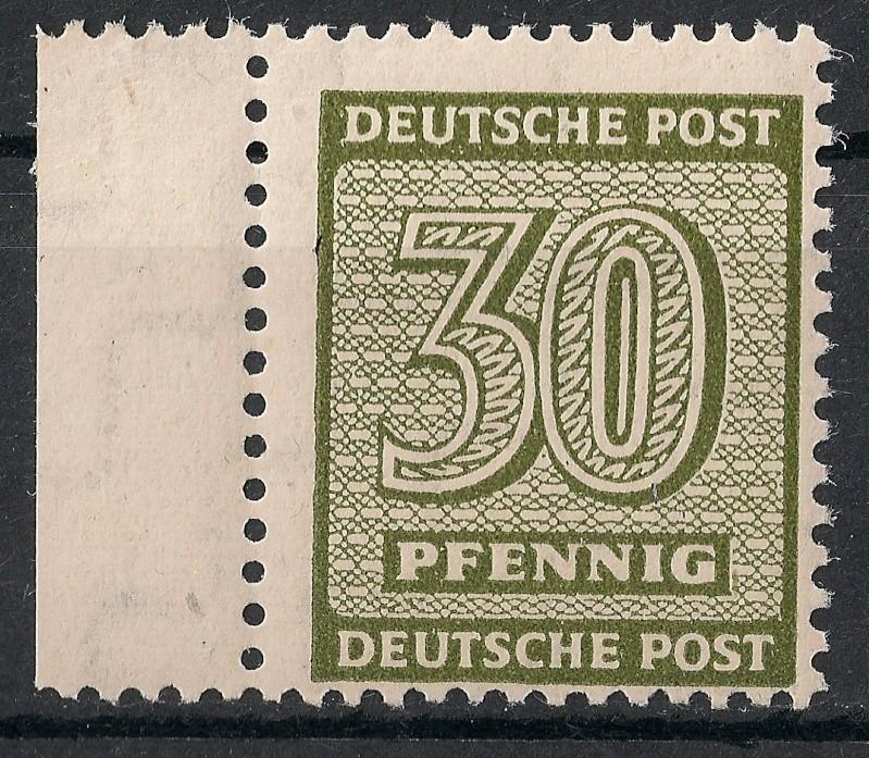 Westsachsen (OPD Leipzig) -Sowjetische Besatzungszone- Scann810