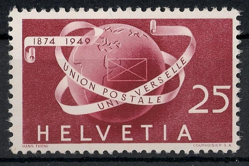 75 Jahre Weltpostverein Scann846