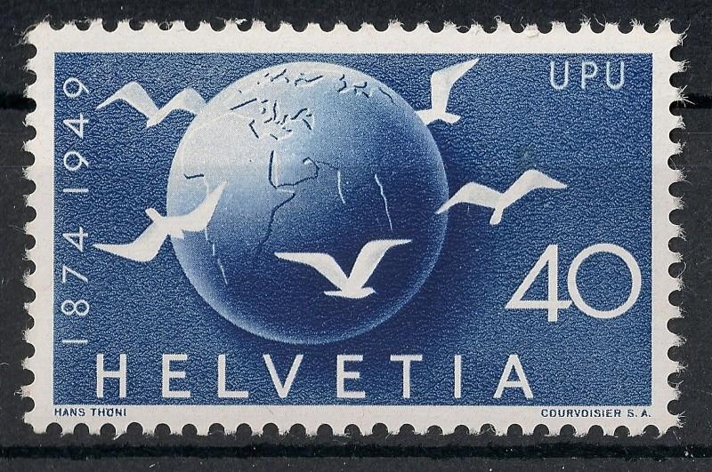 75 Jahre Weltpostverein Scann847