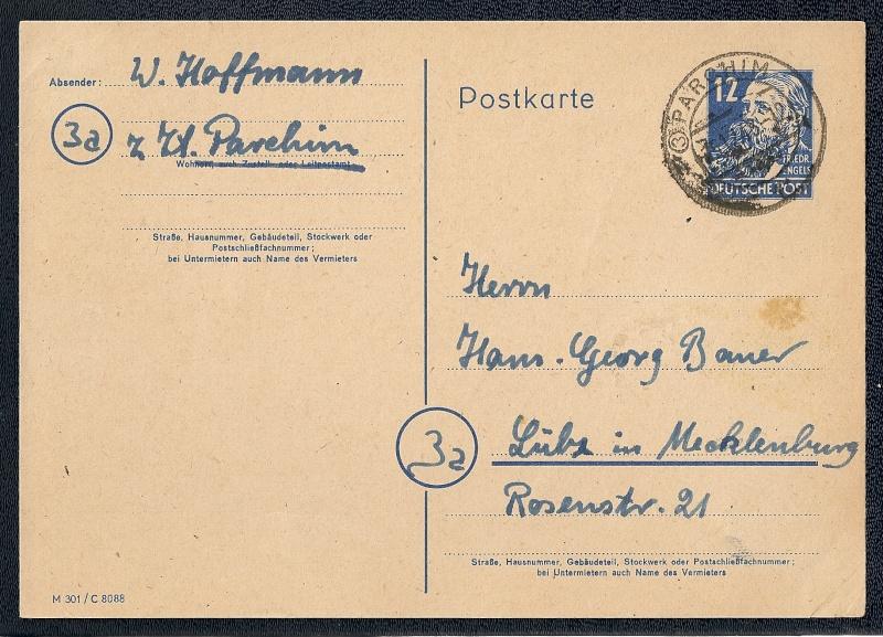 OPD Schwerin 1945 - 1952 - Seite 14 Scann883