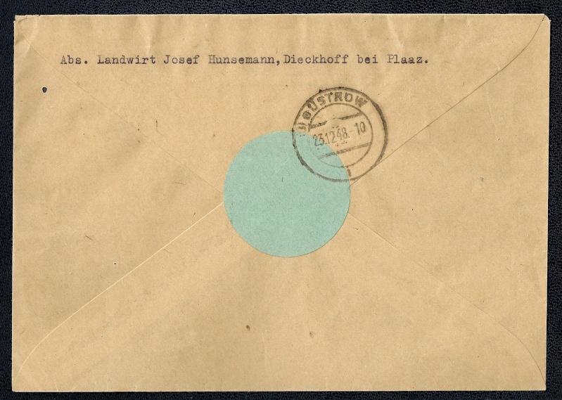 OPD Schwerin 1945 - 1952 - Seite 14 Scann886