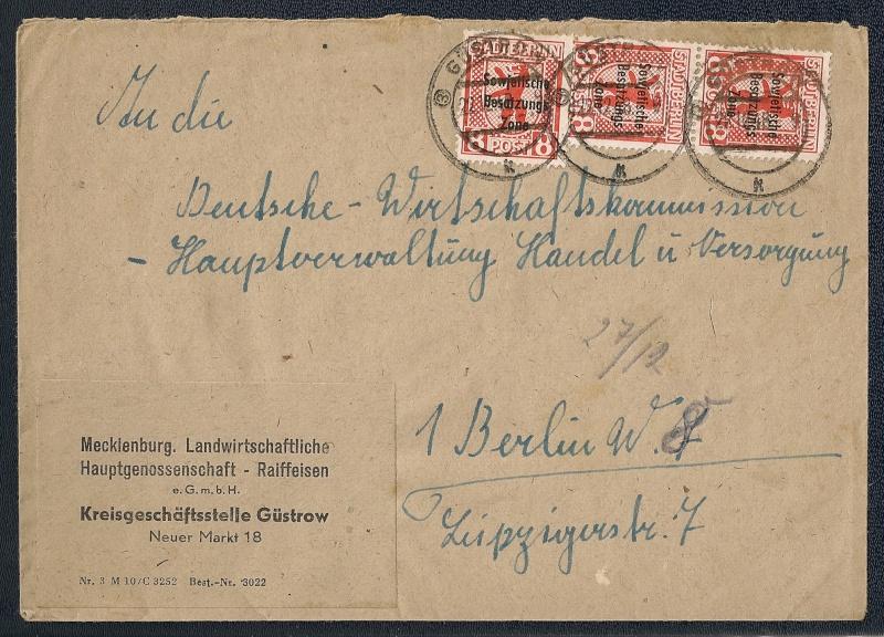 OPD Schwerin 1945 - 1952 - Seite 14 Scann887
