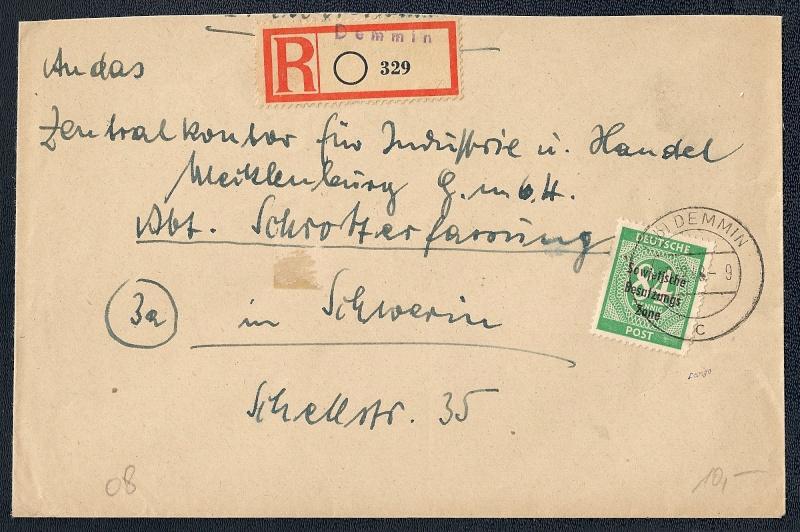 OPD Schwerin 1945 - 1952 - Seite 14 Scann888
