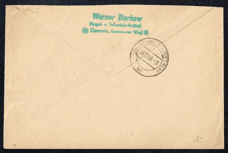 OPD Schwerin 1945 - 1952 - Seite 14 Scann889