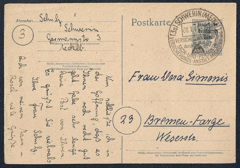OPD Schwerin 1945 - 1952 - Seite 14 Scann894
