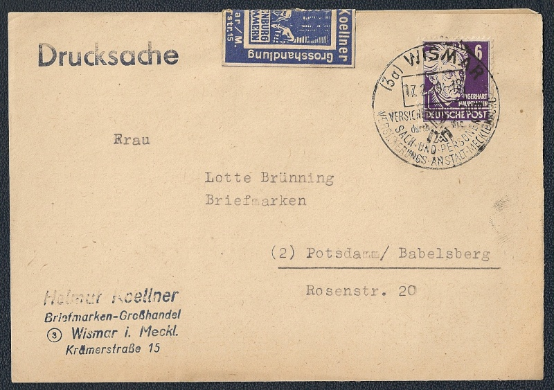 OPD Schwerin 1945 - 1952 - Seite 14 Scann903