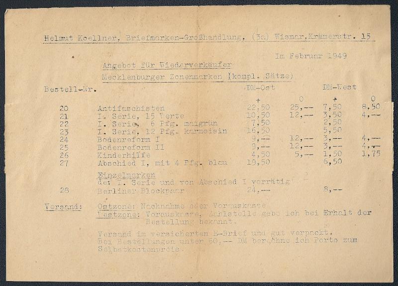 OPD Schwerin 1945 - 1952 - Seite 14 Scann905