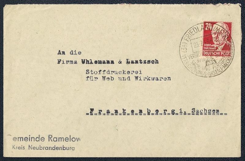 OPD Schwerin 1945 - 1952 - Seite 14 Scann906