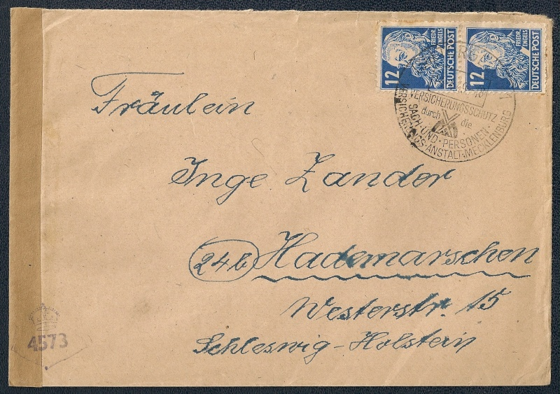 OPD Schwerin 1945 - 1952 - Seite 15 Scann920