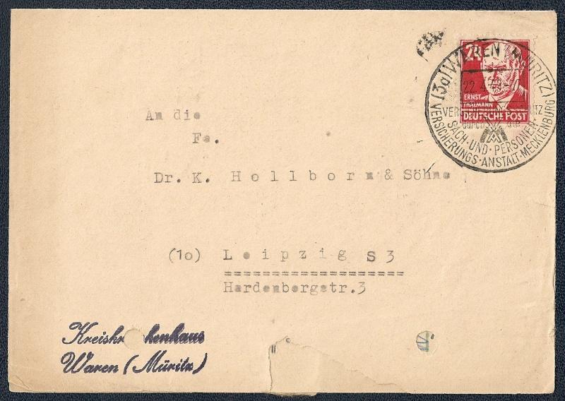 OPD Schwerin 1945 - 1952 - Seite 15 Scann922