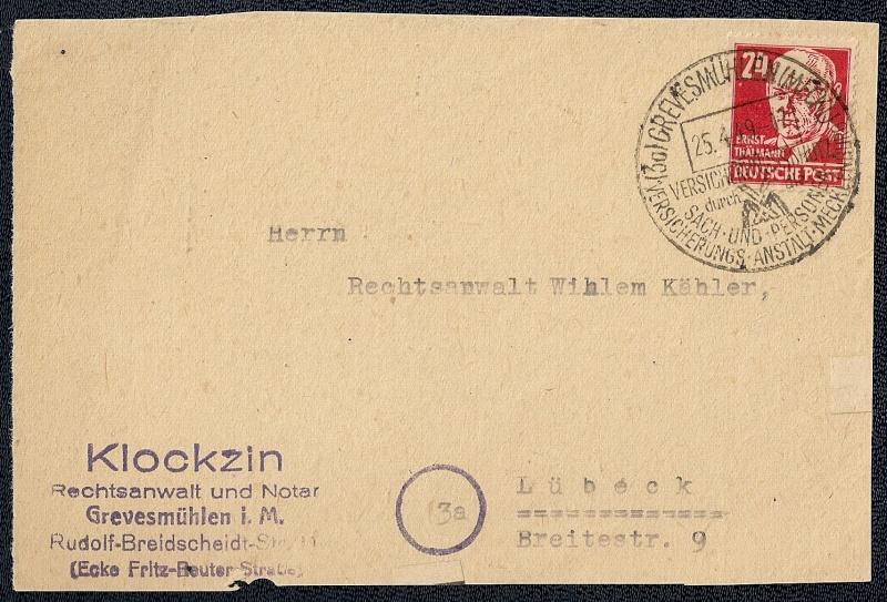 OPD Schwerin 1945 - 1952 - Seite 15 Scann940