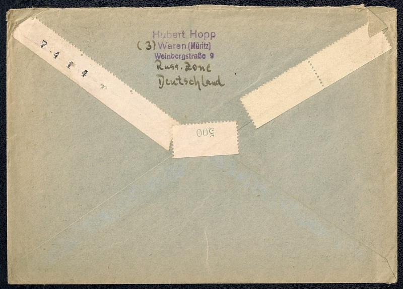 OPD Schwerin 1945 - 1952 - Seite 15 Scann948