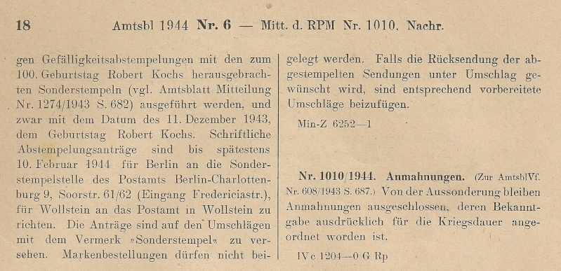 Deutsches Reich April 1933 bis 1945 Scann952