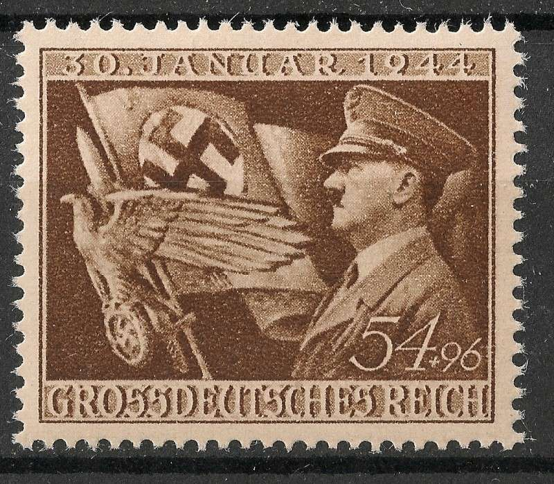 Deutsches Reich April 1933 bis 1945 Scann954