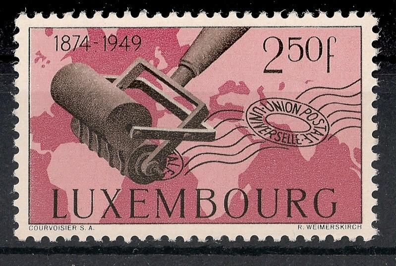 75 Jahre Weltpostverein Scann965