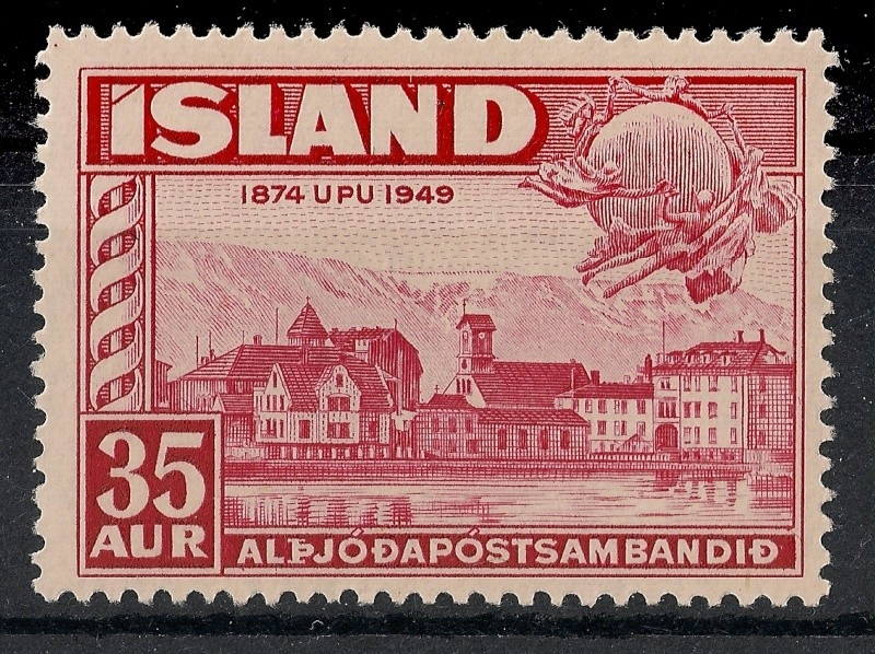Zone - 75 Jahre Weltpostverein Scann969