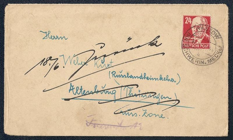OPD Schwerin 1945 - 1952 - Seite 15 Scann977